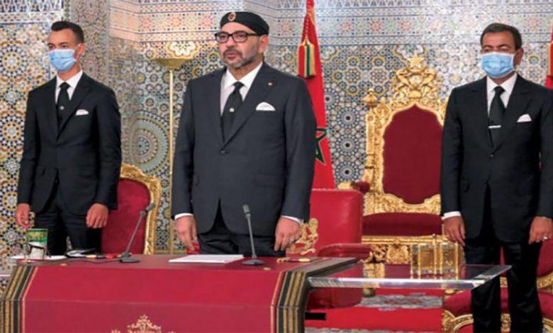 الملك محمد السادس مخاطبا الجزائريين